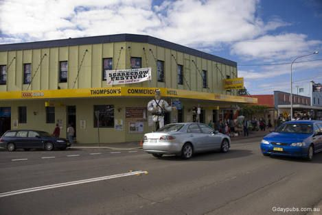Image result for commercial hotel milton