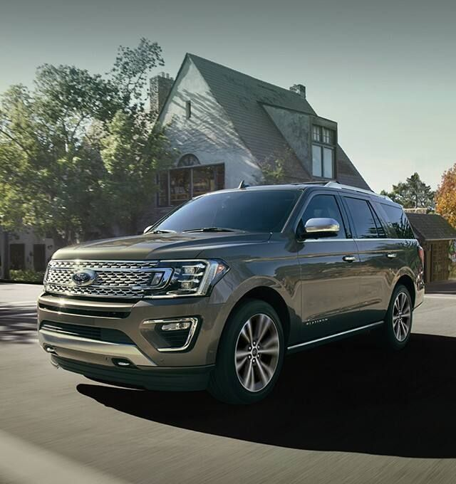 2020 Ford Expedition Suv Best Class Towing Ford Com Ford Expedition Ford Suv Suv
