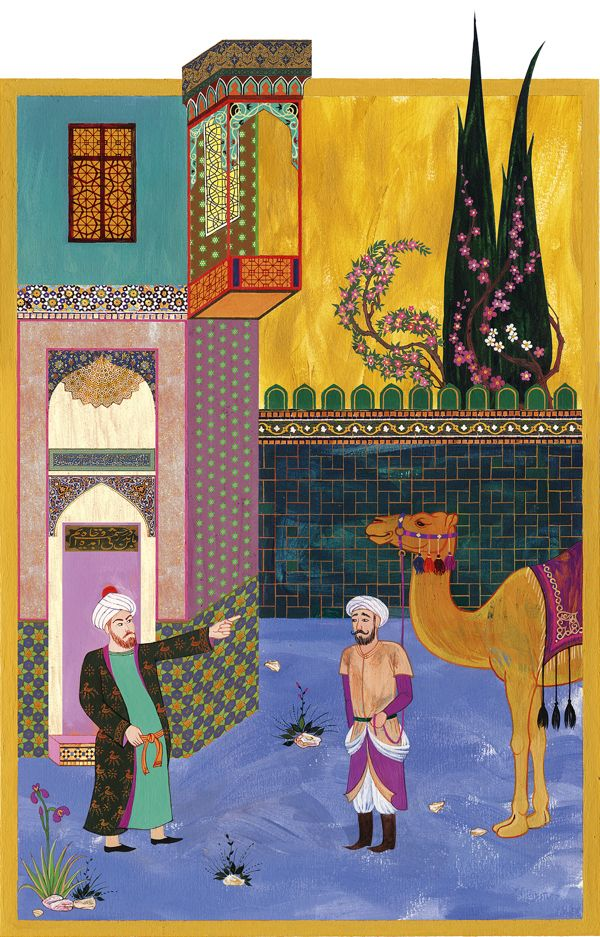 Nasreddin and the Beggar