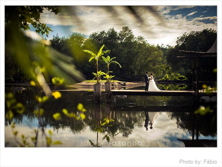 Fábio Azanha – Fotografo de Casamentos in QUINTA LAGO DOS CISNES