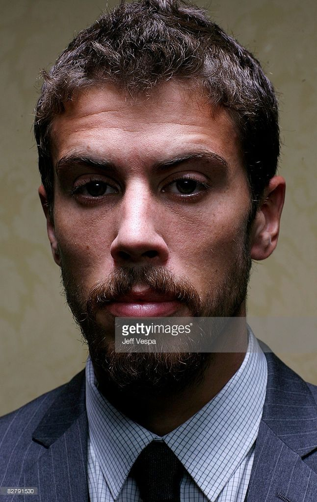 Actor Toby Kebbell poses for a portrait during the 2008 Toronto Film Festival held at the Sutton Place Grande Hotel on September 4, 2008 in Toronto, Canada.