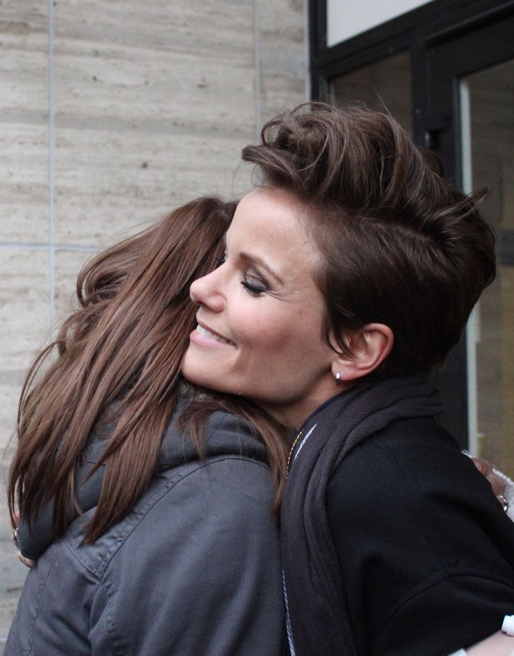 Angela en haar knuffels