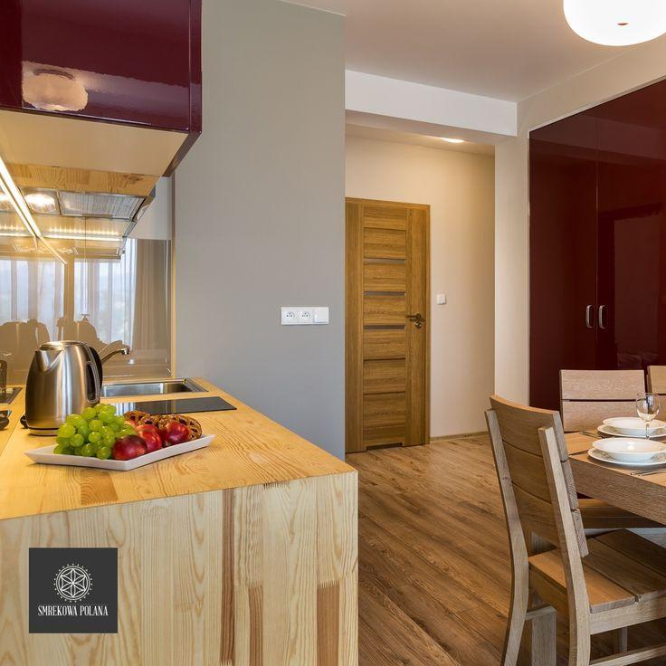 Apartament Kotelnica - zapraszamy! #poland #polska #malopolska #zakopane #resort #apartamenty #apartamentos #noclegi #livingroom #salon #kitchenette