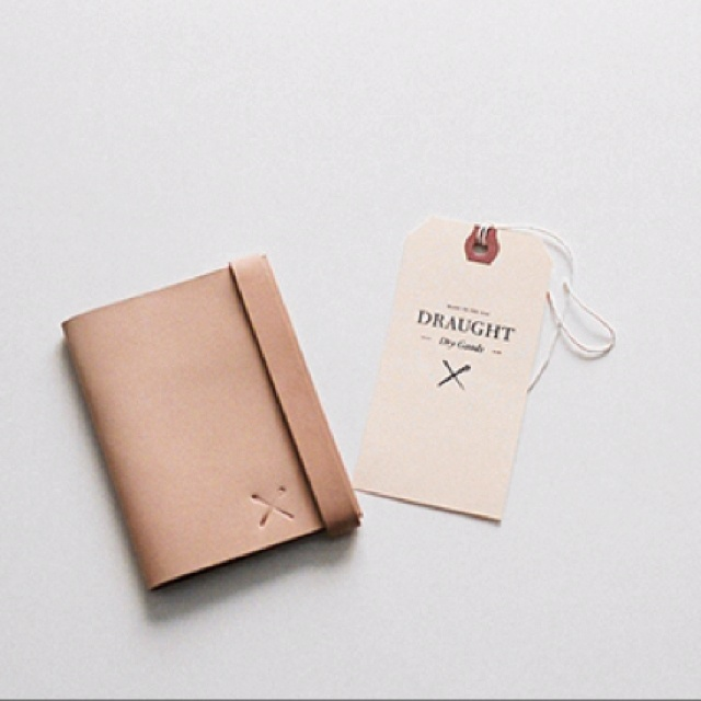 Notebook & tag