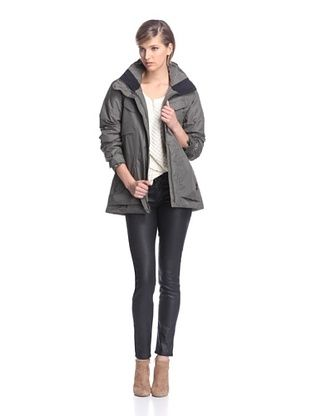 62% OFF Nau Women's Insular Jacket (Seaweed Plaid)