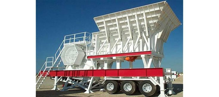 Portable Crusher  http://dragonmachinery.com/products/mobile-crusher-plant-turbo-600-hard-material-crushing.html