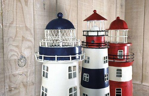 Декоративный маяк купить, морской маяк в интерьере