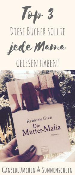 Literatur für Mamas   Meine TOP 3. Was du als Mama wirklich lesen solltest... die beste Fachliteratur auf dem Markt!