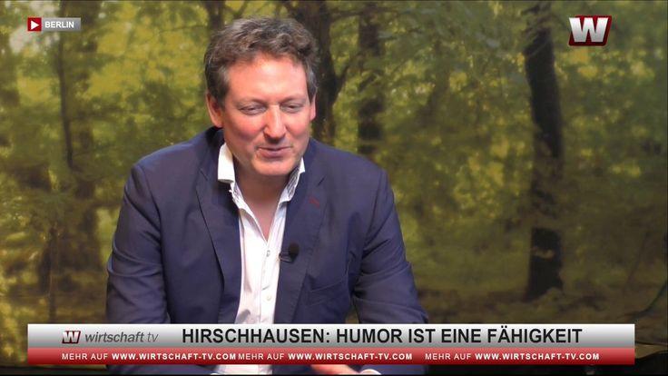 Eckart von Hirschhausen: Bin schon leicht wahnsinnig