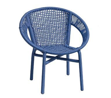 Woven Accent Chair, Denim. Kids SeatingPottery Barn ... Part 51