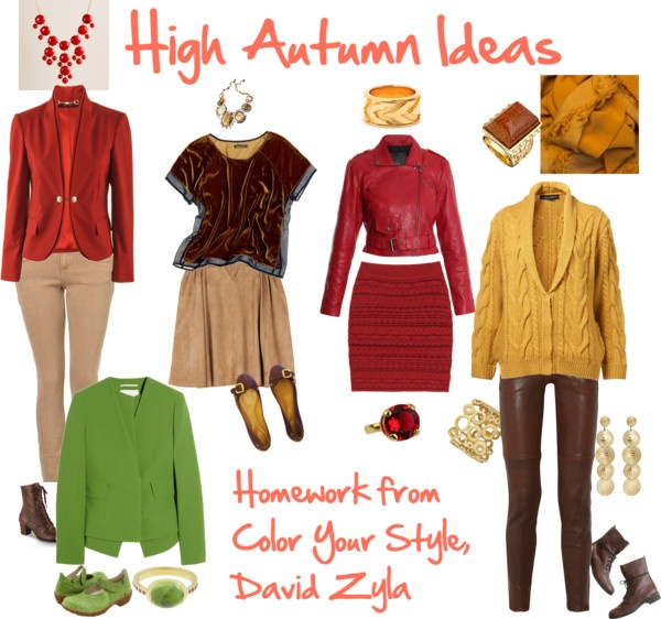 """""""High Autumn Ideas"""" by jeaninebyers on Polyvore"""
