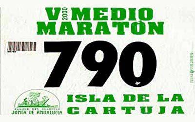 Plan media maratón