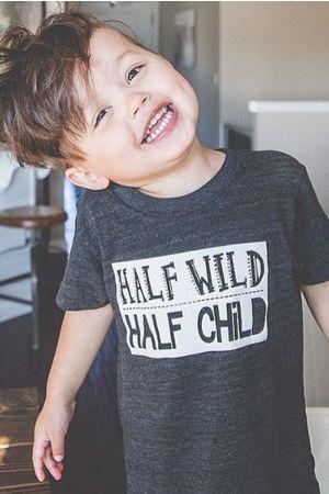 Moda infantil: Roupas divertiras