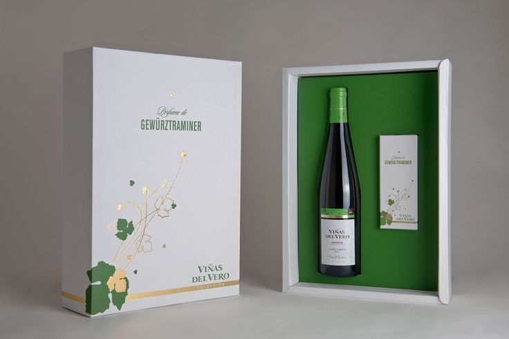 Un innovador proyecto que ya se ha hecho realidad: #PerfumeGewürztraminer de Viñas del Vero.