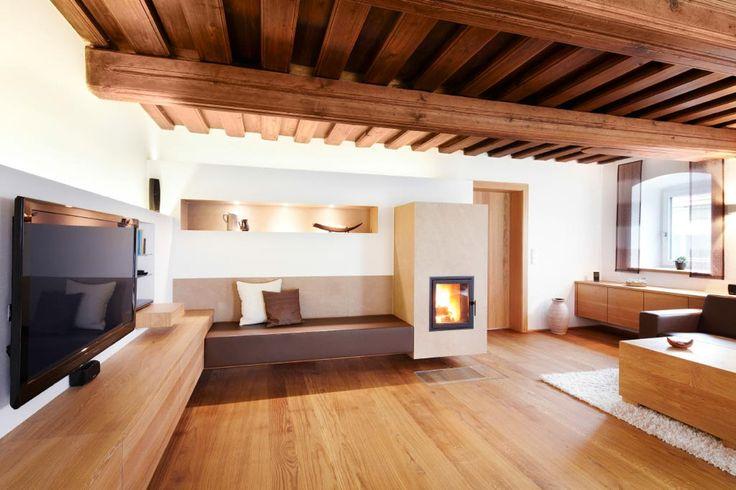 Best 25+ Moderne Kachelöfen Ideas On Pinterest | Moderne Kamine ... Wohnzimmer Modern Kamin