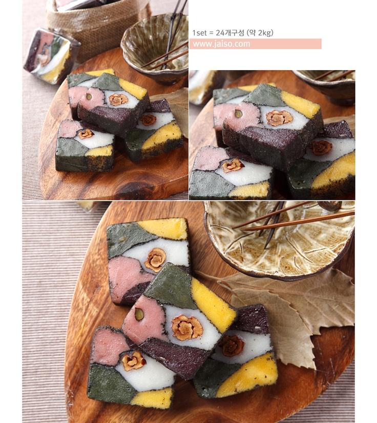 Korean Rice Cake - 떡