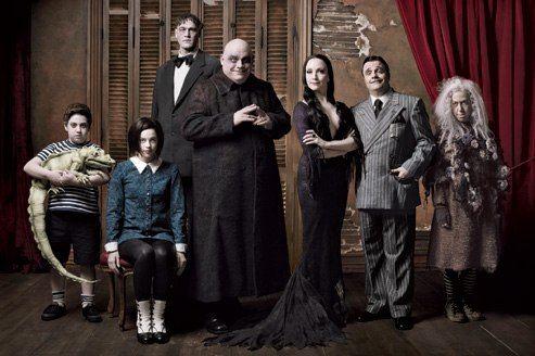 December 2009: John Heilpern on The Addams Family | Vanity Fair