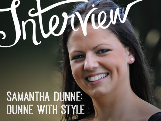 Interview – Samantha Dunne of Dunne With Style by Andrea McArthur for Creative Women's Circle