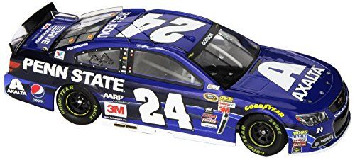 cool Lionel Racing Jeff Gordon #24 Axalta Penn State University 2015 Chevy SS NASCAR Diecast Car (1:24 Scale)