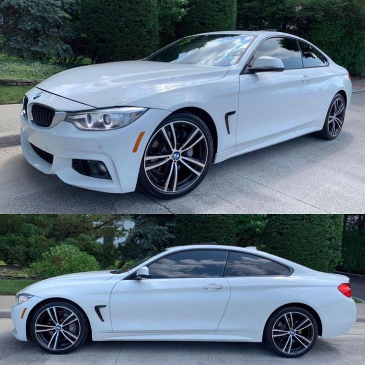 2016 BMW 4 Series 2dr Cpe 435i