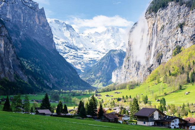 The ultimate road trip through the Swiss Alps