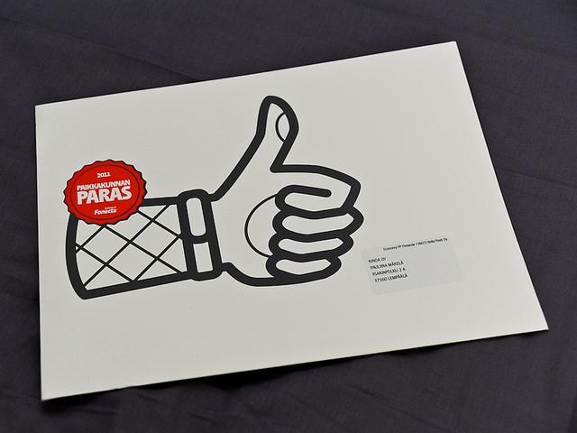 Peukkukuori, Paikkakunnan paras 2011 -kilpailu by PauliinaMakela, via Flickr