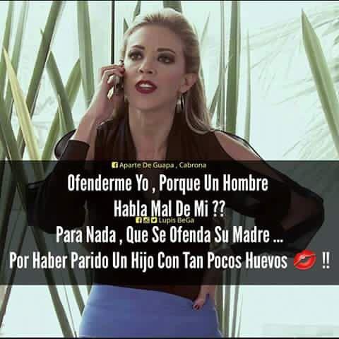Mónica Robles Ofenderme yo