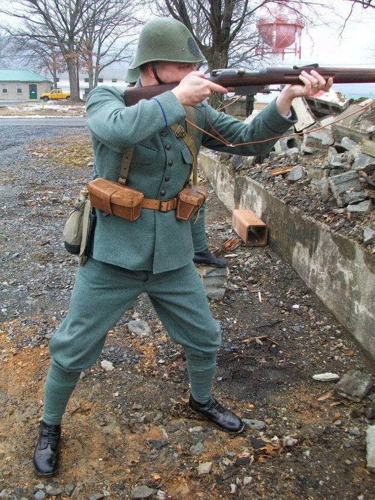 Dutch Army uniform