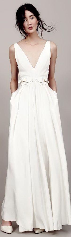 Coup de coeur: Kaviar Gauche, la robe de mariée couture