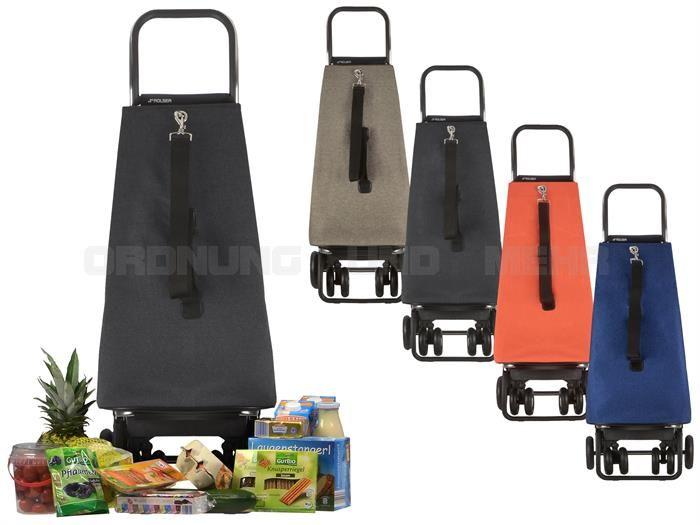 ROLSER LOGIC TOUR ECOMAKU - Einkaufstrolley Einkaufsroller Einkaufswagen Shopping Trolley - 4 Farben