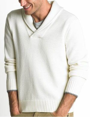 Merino wool is one of my favorite textiles. Banana republic keeps a great selection of colors and styles for knitwear