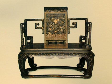 Ancient Chinese Furniture | ... of the Stools and Chairs of the Qing Dynasty (II) - China culture