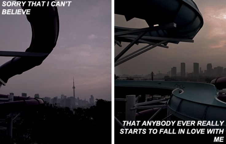 Sorry // Halsey ❤ This made me cry the first time I heard it.