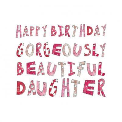 Happy Birthday my gorgeously beautiful daughter! <3    @Karen Jacot Darling Space & Stuff Blog Alfaro