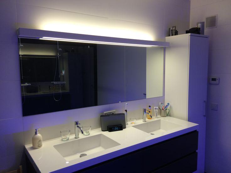 Nice batroom... Customized! 180cm