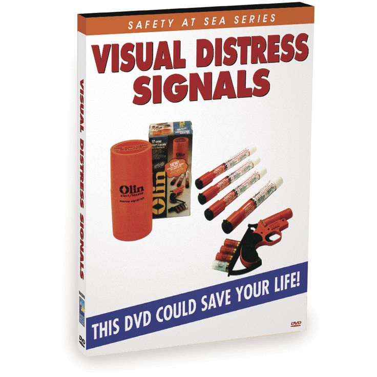 Bennett DVD - Visual Distress Signals - https://www.boatpartsforless.com/shop/bennett-dvd-visual-distress-signals/
