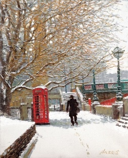 ...SOLD....Heading Homewards by Rolf HARRIS Limited Edition Canvas Edition