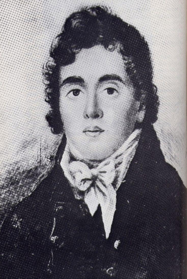 Beau Brummel in 1815