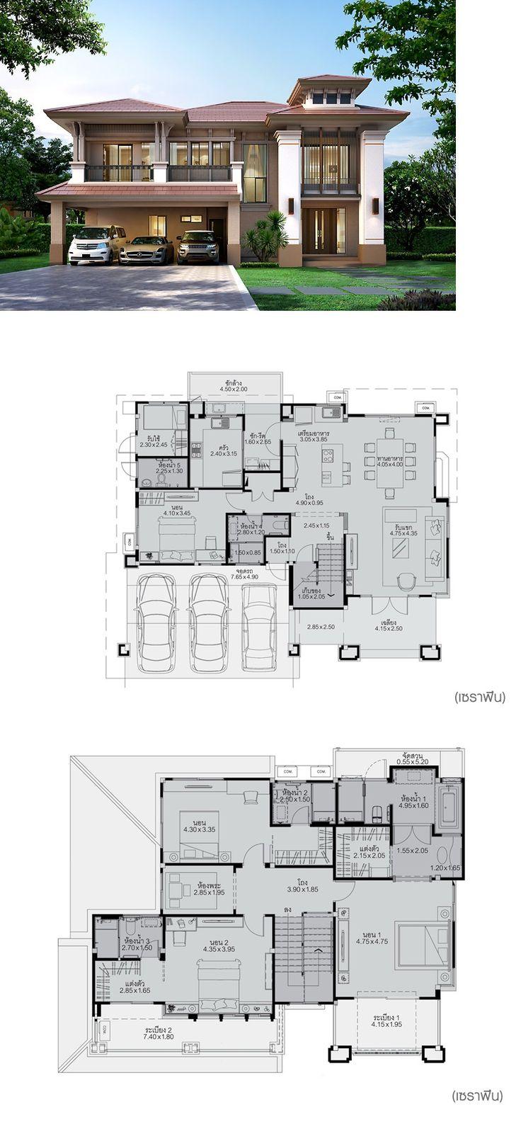 Moderne architektur moderne häuser traumhäuser haus design grundrisse haus pläne sims autocad fall