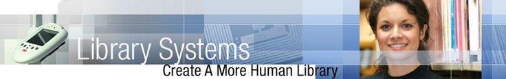 Sistemas para bibliotecas : 3M España