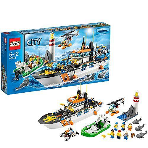 Lego City 60014 - Einsatz für die Küstenwache Lego http://www.amazon.de/dp/B00B06J3FQ/ref=cm_sw_r_pi_dp_hLgGub1B1QKXG