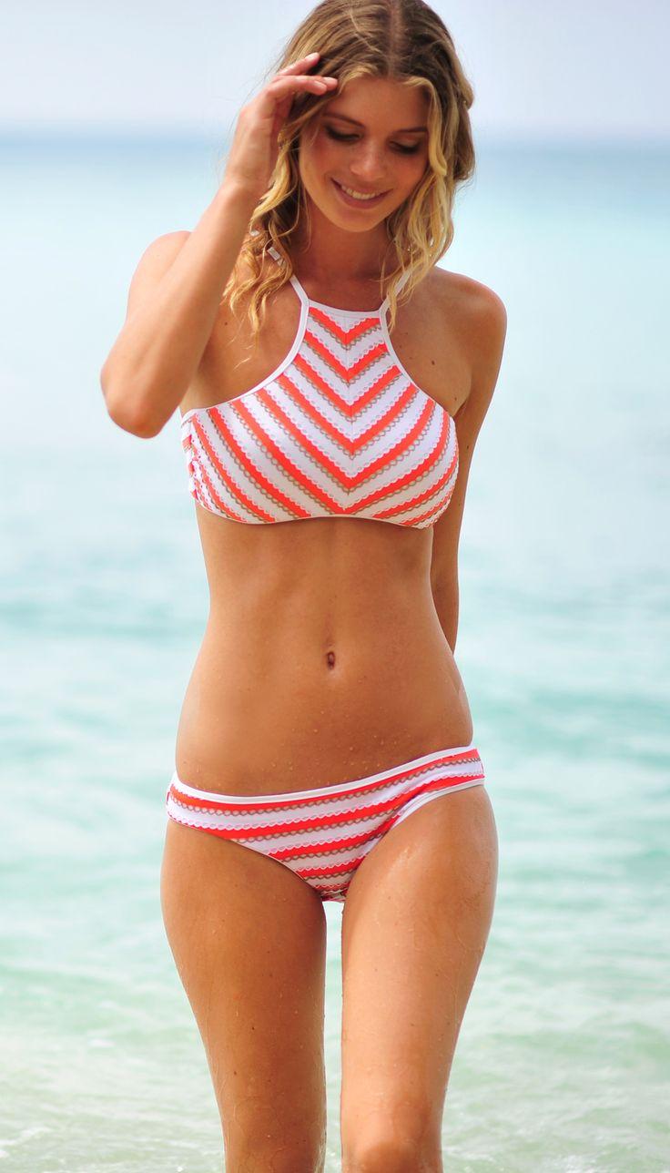 Bikini bay swimwear
