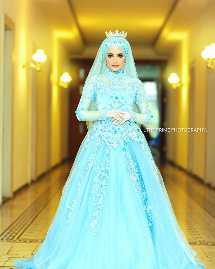 1107 1658 Hijab - Wedding Dresses For Muslim Brides - Ledcornlight.co
