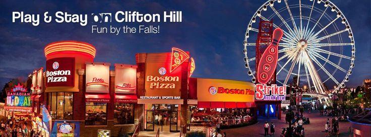 Niagara Falls Fun