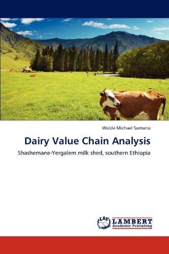 Dairy Value Chain Analysis