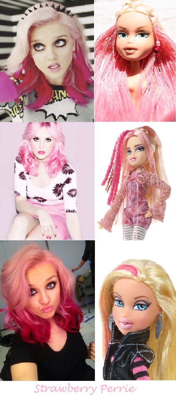 Strawberry Perrie