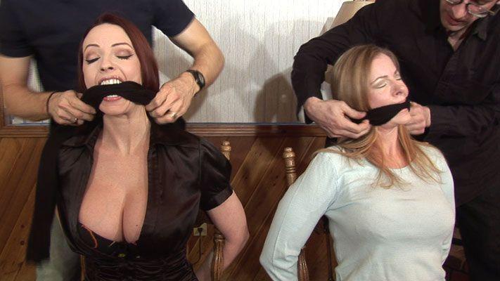 girls into bondage