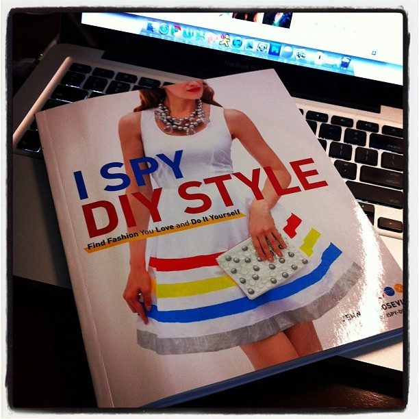 I Spy-DIY is now in book form!? MUST BUY NOW.