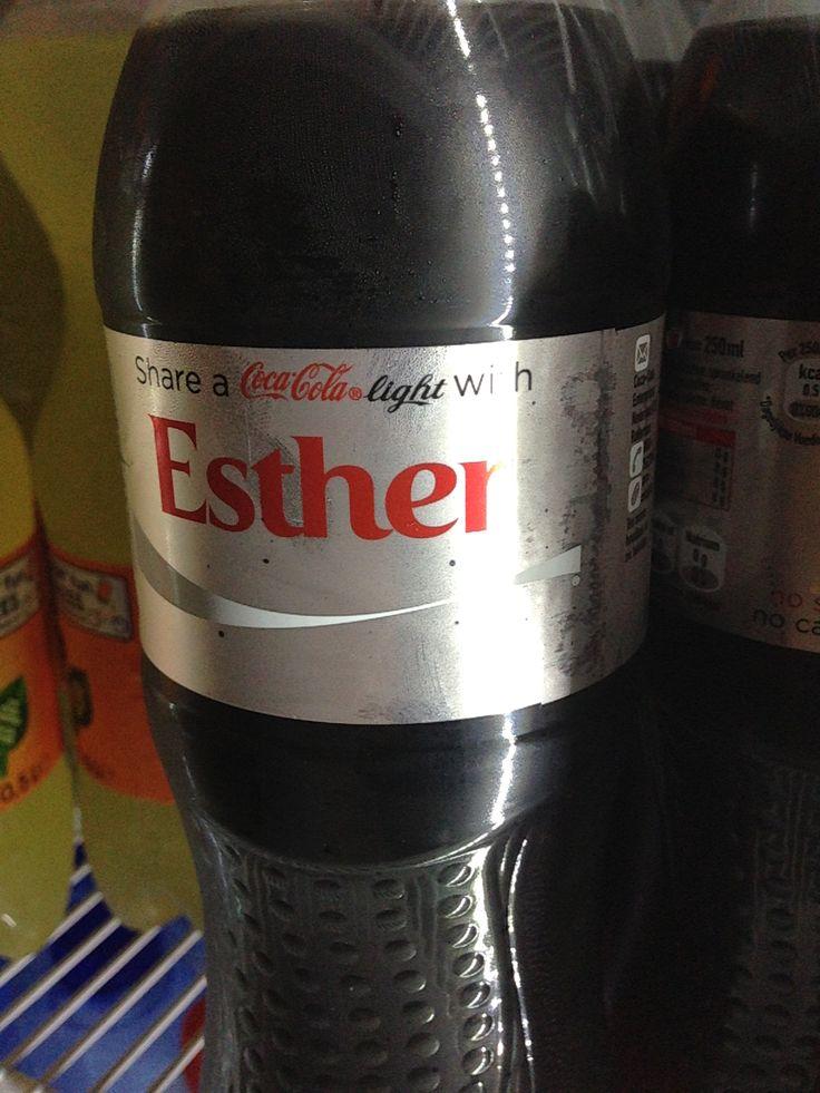 Jahoor!! Mijn eerste colaatje! Kan me niet schelen dat ik het niet te drinken vind, It's mine!
