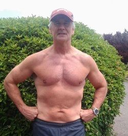 62 best muscular older men images on pinterest muscle fitness 61 years old lets talk old school body building and a paleo blueprint diet malvernweather Image collections